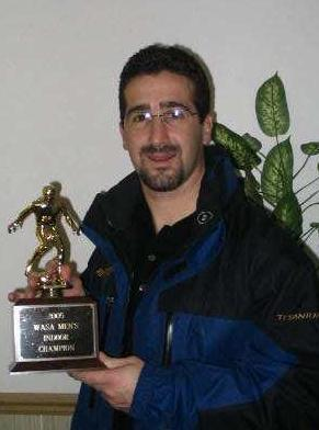 John Zizzo 2005 Indoor Men's Director